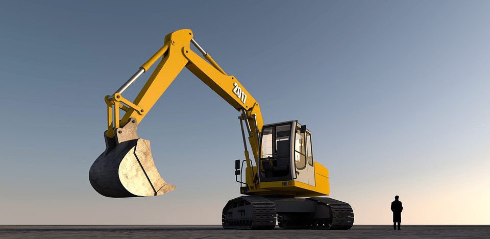 The advantages of using a single acting hydraulic cylinder lie in its ruggedness and simplicity.